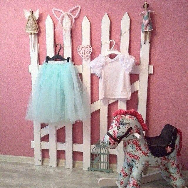 Забор для детской комнаты