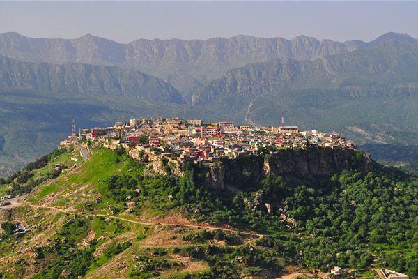 Amedi town - Iraqi Kurdistan