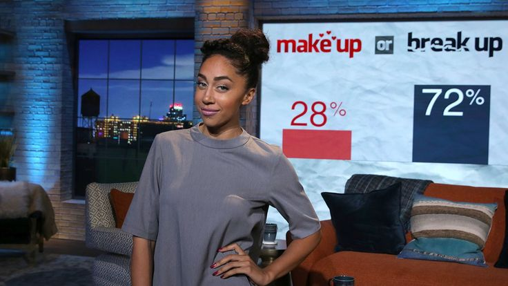 9:00 AM PDT 9/7/2017 by Natalie Jarvey      'Make Up Or Break Up' will let viewers react in real time as couples decide whether to stay together or go their separate ways.  Facebook is giving the relationship status a reality show spin. The social network on Thursday will bow reality series... #Boodram #Dating #Debuts #Exclusive #Facebook #Host #Live #Series #Shannon