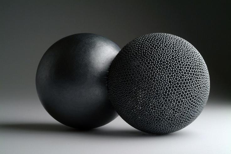 David Huycke   Kissing Spheres #2, 2006