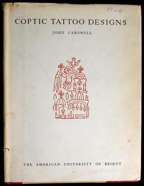 Coptic Tattoo Designs - Price Estimate: $400 - $700