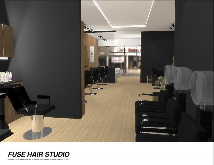 11 best Barbering Salon images on Pinterest Salon interior