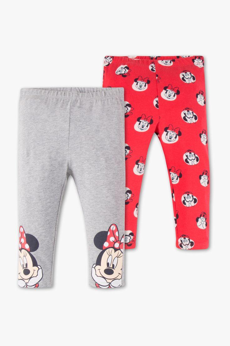 babys leggings bio baumwolle 2er pack hellgrau melange