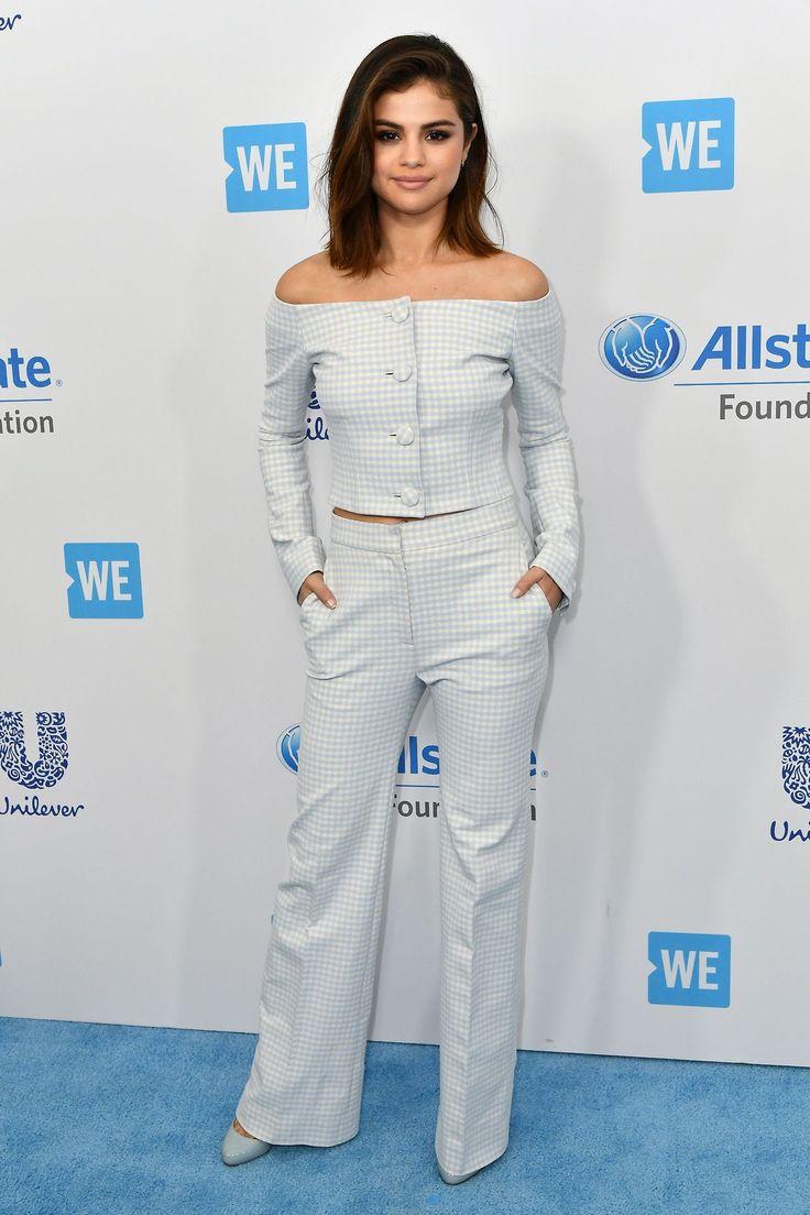 Selena Gomez News — April 27: Selena attending We Day California in...