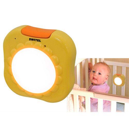 Switel Bc 320 Bebek Gece Lambası Sadece 32.15TL. Üstelik Kapıda Ödeme ve Kredi Kartına Taksit Avantajı İle