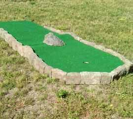 Footprint For An Indoor Modular Mini Golf Course Can Be As Small As 3,500  Square Feet