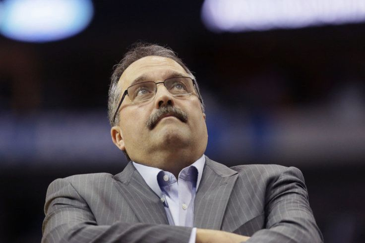 Stan Van Gundy wants Pistons to stop talking and start playing = AUBURN HILLS, Mich. — When the news broke Tuesday morning that the Palace of Auburn Hills was on fire, internet wags immediately began joking that Stan Van Gundy was.....