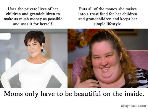 Mama June Meme Funny : Mama june and kris jenner ok i can t stand either show