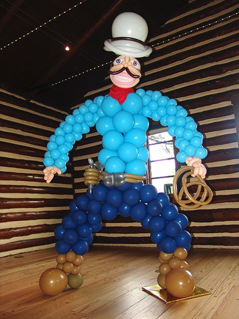 19 Best Images About Balloon Western Farm Decor On