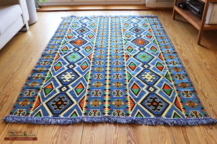 135 cm x 200 Cm Oriental Rug, Kelim , Carpet from damaskunst S 1-4-42 | Home, Furniture & DIY, Rugs & Carpets, Rugs | eBay!