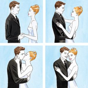 How To Pull Off An Appropriate First Kiss -- A few good tips for that picture-perfect moment.