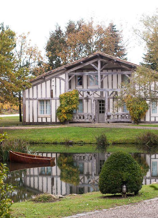 Accommodations at Les Sources de Caudalie in Bordeaux, France | David Lebovitz  |  www.sources-caudalie.com/en/