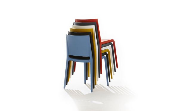 Tonina, an exquisite, stackable and 100% recyclable chair, combining contemporary design with an incredible finish, as well as comfort and durability, available in six colours. http://www.zenithinteriors.com.au/product/2517/tonina