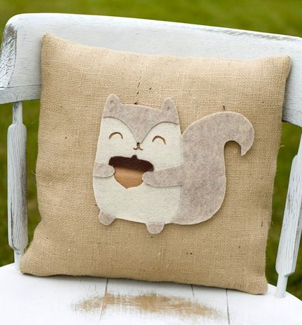 Cute Pillow Crafts : 217 best images about Whispering Woods on Pinterest Woodland creatures, Birches and Racoon