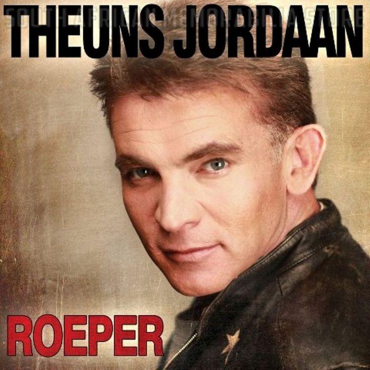 THEUNS JORDAAN - Roeper - South African Afrikaans CD CDTJP003 *New*