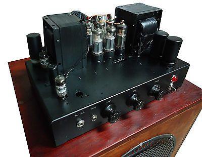 Vintage-100W-valve-amplifier