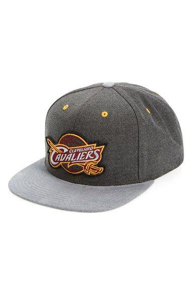 Mitchell & Ness 'Cleveland Cavaliers' Snapback Cap