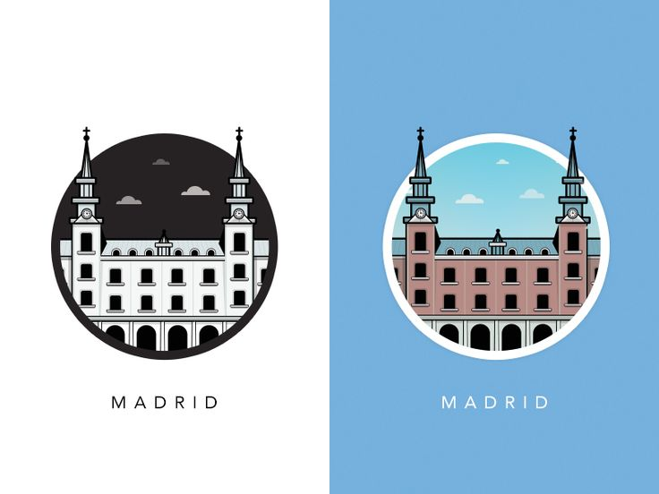 The Landmarks Illustrations