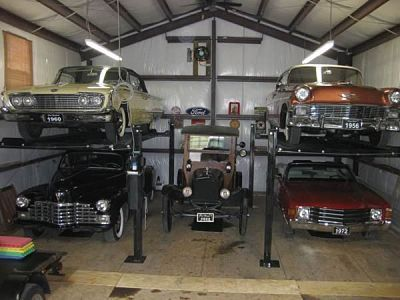 58 Best Images About Car Collector Dream Garages On