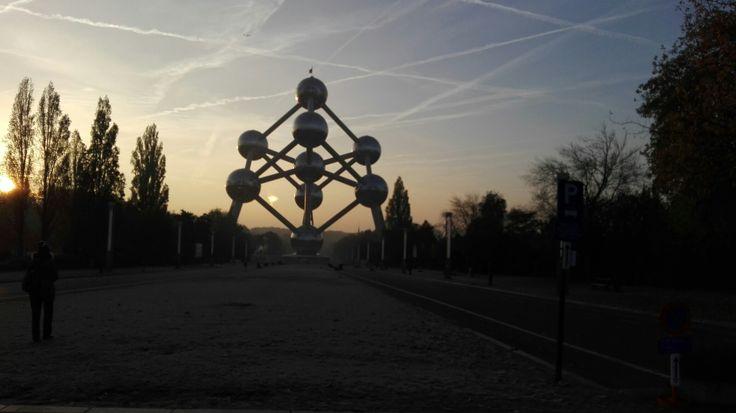 Heyzel_ Bruxelles _Atomnium