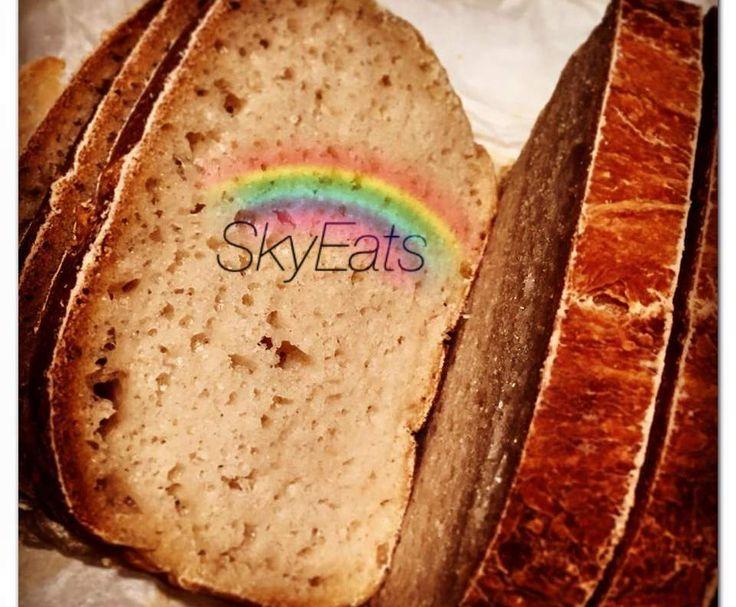 Recipe SkyEats Sourdough Bread by Kobi Steedman - Recipe of category Breads & rolls