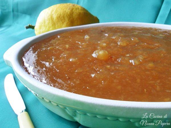 Marmellata di limoni ricetta bimby- una preparazione veloce e di poco impegno, ma dal risultato assicurato