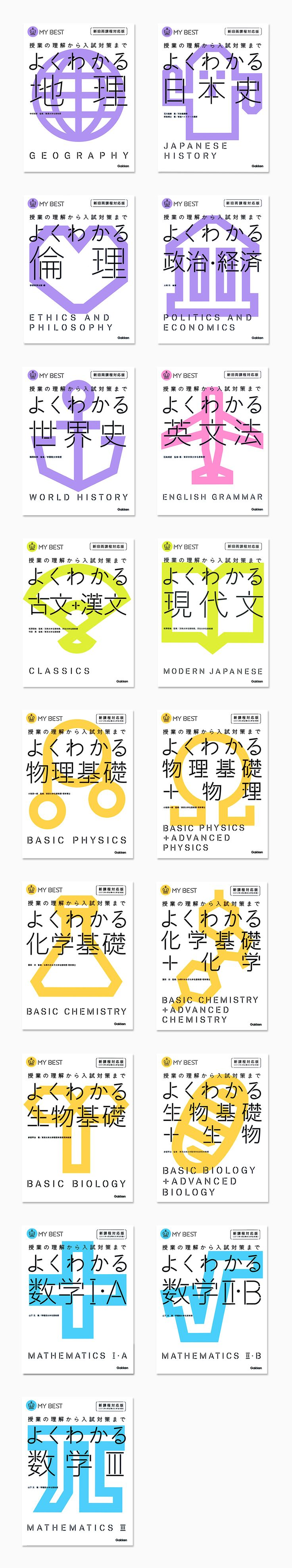MY BEST Yokuwakaru series   groovisions