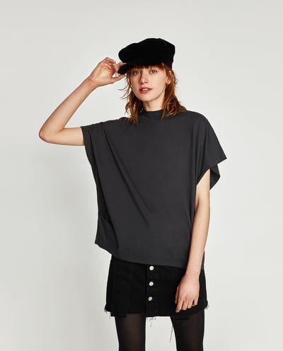 ZARA的图片 5 名称小高領 T 恤