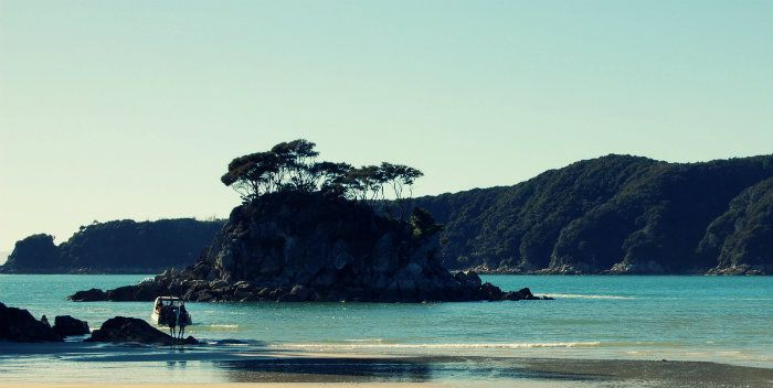 Another place to spend a lot of time is in the Coromandel. It often plays second fiddle to the Bay of Islands but is regarded by some as better.
