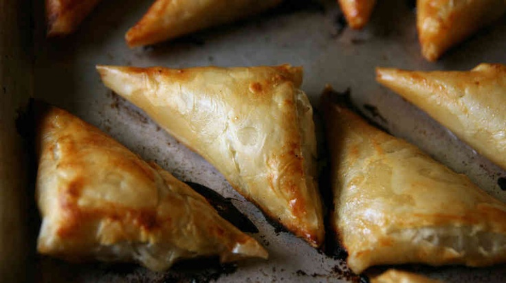 take time to savor the borek a flaky turkish snack turkish borek ...