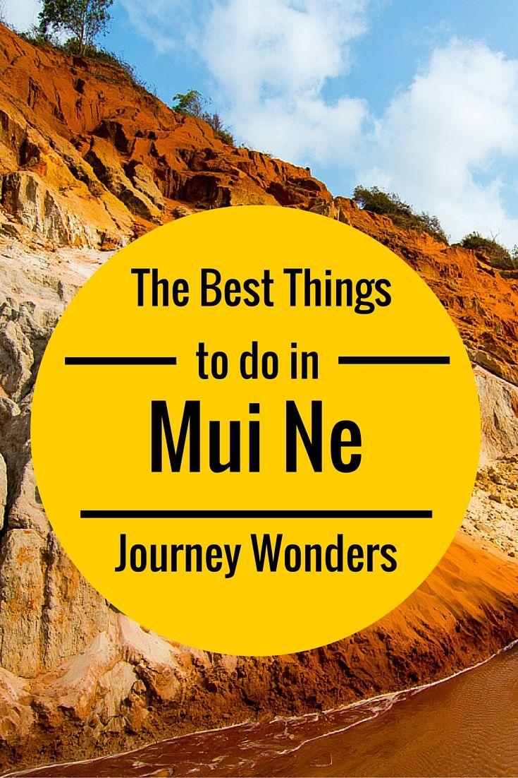 Sand dunes in Vietnam? The unexpected landscapes of Mui Ne