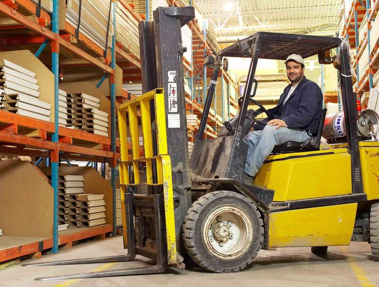 Consultants Choice Forklift Driver (Cold Storage) £7.40