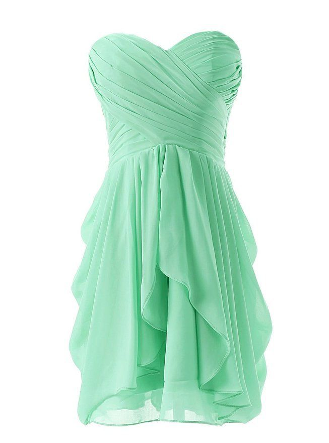 Best 25 mint green bridesmaids ideas on pinterest mint for Short green wedding dresses