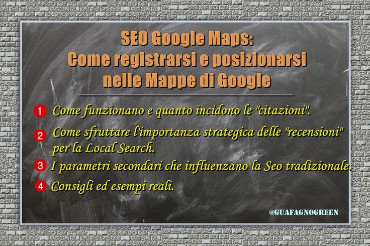 Come ottimizzare al massimo la tua Scheda per essere Primo nelle mappe di Google!http://bit.ly/2po2Bci #SEO #marketingdigitale
