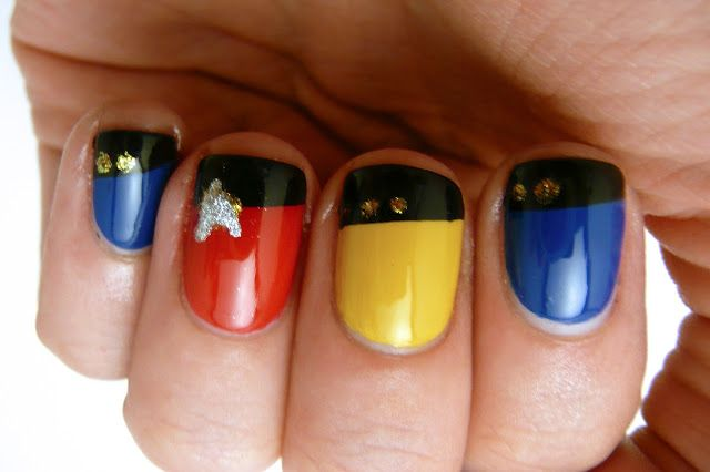 Star Trek Nails (love them!)