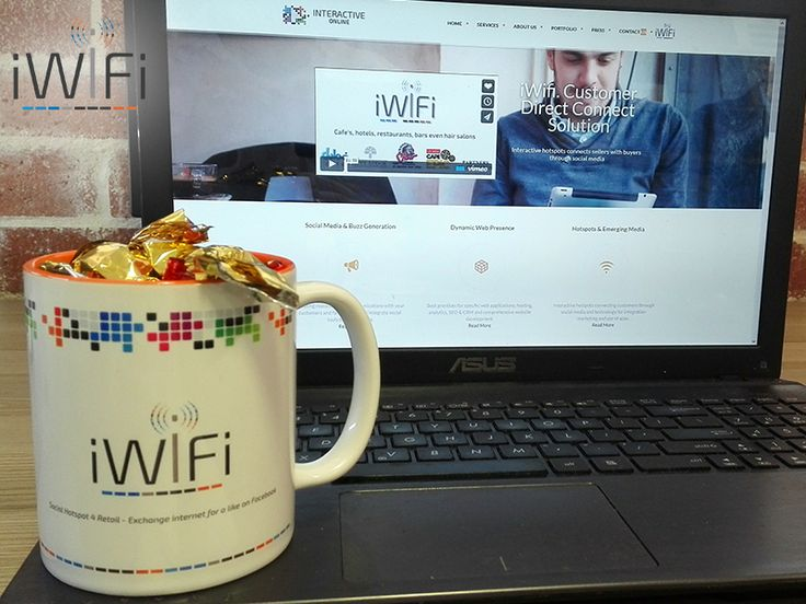 This year we decided to give mugs to our clients for Christmas - Hope they like it. smile emoticon