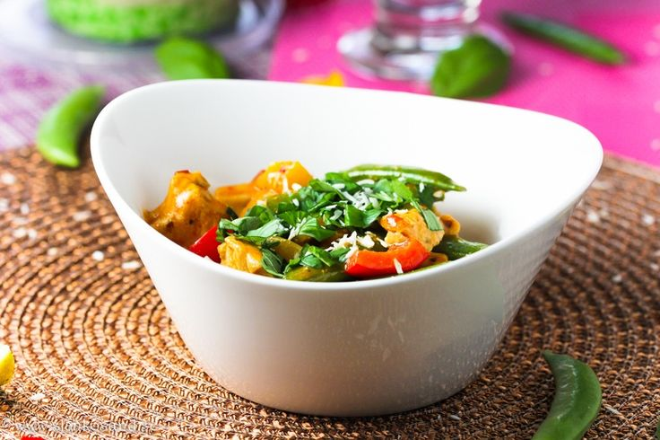 Paneng Red Curry : 8 SmartPoints #Panengredcurry #Paneng #redcurry #curry #kyckling,#chicken #asian #thai #slankosund #smartpoints #viktväktarrecept