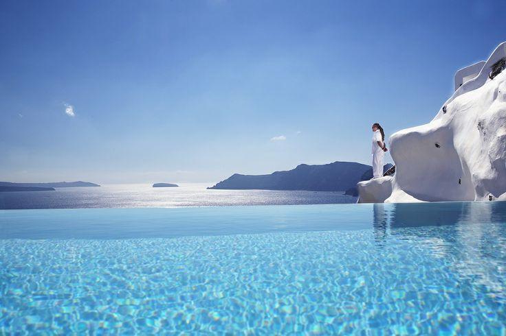 Katikies Hotel (Oia, Grecia)