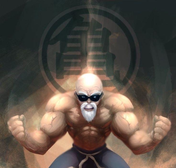MutenRoshi, el mejor maestro que tuvo Goku - Taringa!