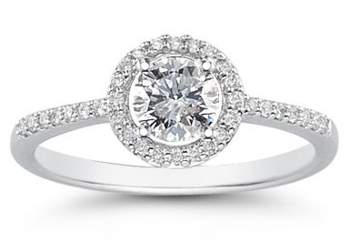 I don't even know if I could get the words yes out of my mouth, because I would be mesmerized by this ring