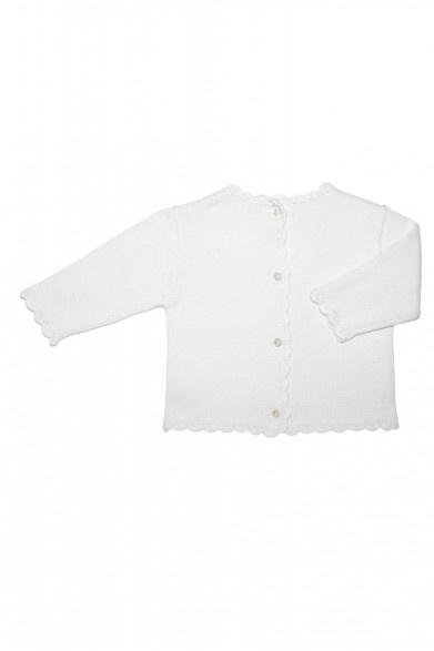Enfant Cotton Silk Cardigan