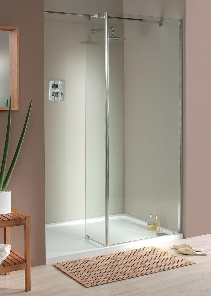Mileto Walk In Shower Enclosure   Lakes Bathrooms