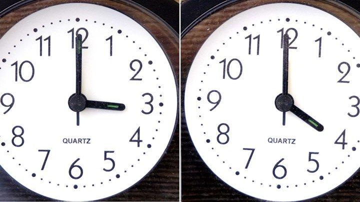Αλλαγή ώρας σε θερινή – Πότε πρέπει να γυρίσουμε τα ρολόγια μας μια ώρα μπροστά