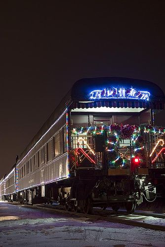 Canadian Pacific Holiday Train (pinned by redwoodclassics.net)