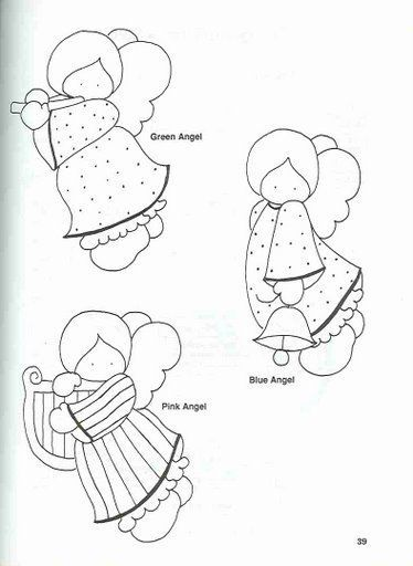 Angel templates