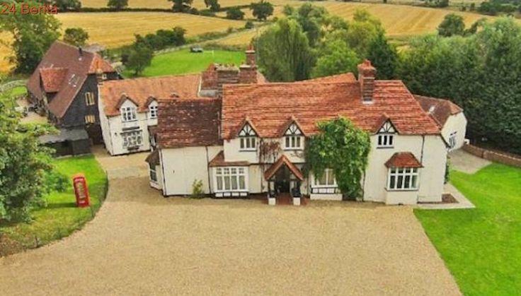 Tak Laku Dijual, Rumah Mewah Artis Inggris dijadikan Hotel