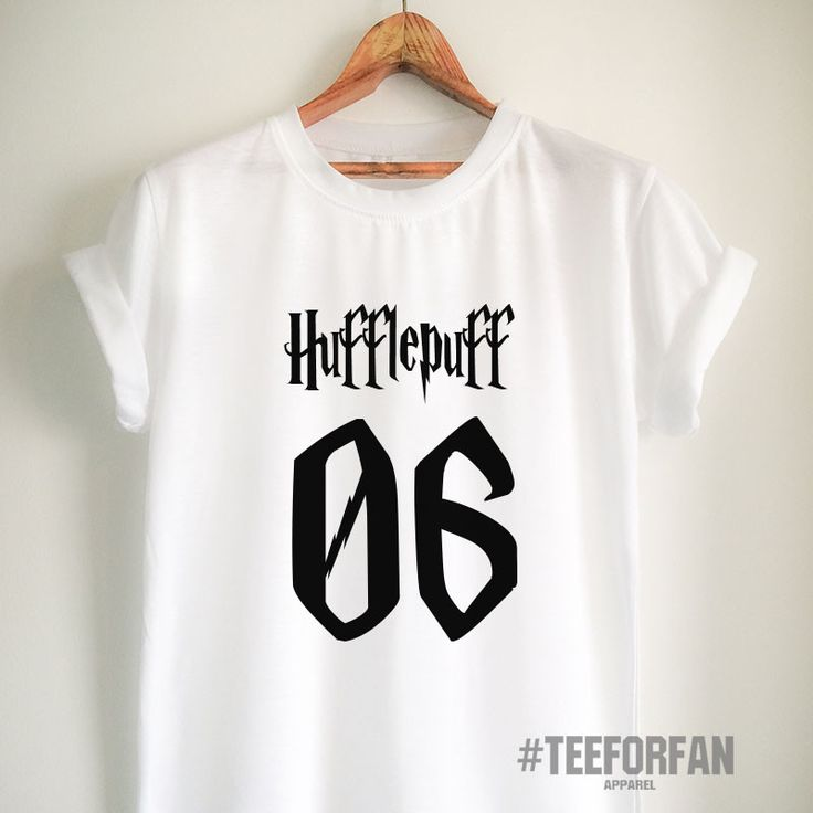 Harry Potter Shirts Harry Potter Merchandise HufflePuff Shirts T shirts Clothes Quidditch Jersey Top Tee for Women Girls Men