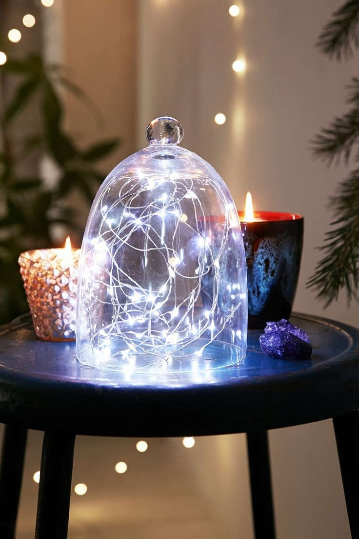 Galaxy string lights pinterest urban outfitters jars for Fairy lights urban outfitters us