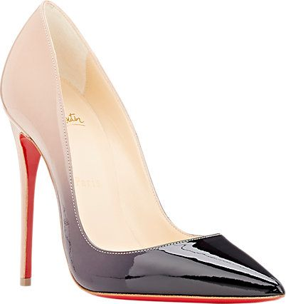 Christian Louboutin Dégradé Patent So Kate Pumps - Pump - Barneys.com