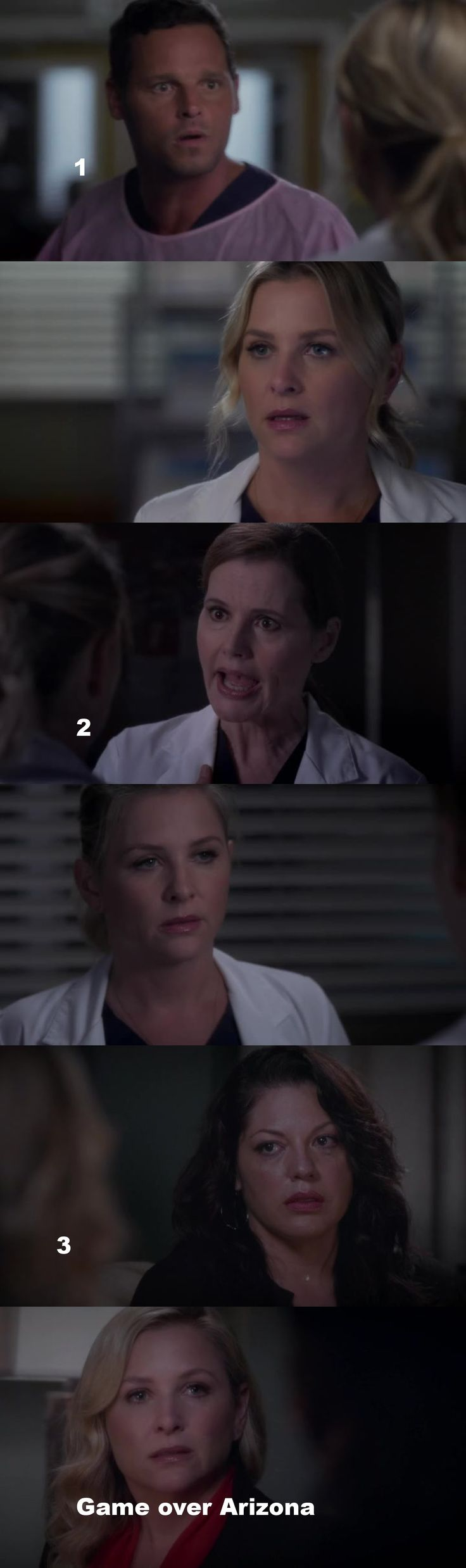 TVShow Time - Grey's Anatomy S11E05 - Faire une pause